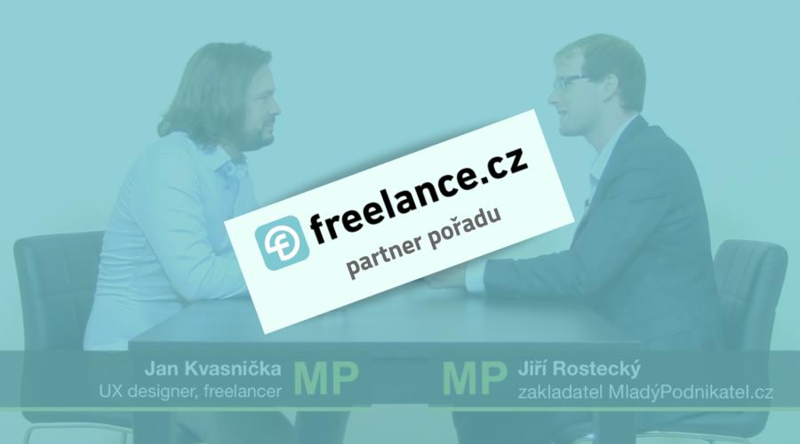 Pomáháme šířit inspiraci a know-how: načerpejte rady od úspěšného freelancera Jana Kvasničky