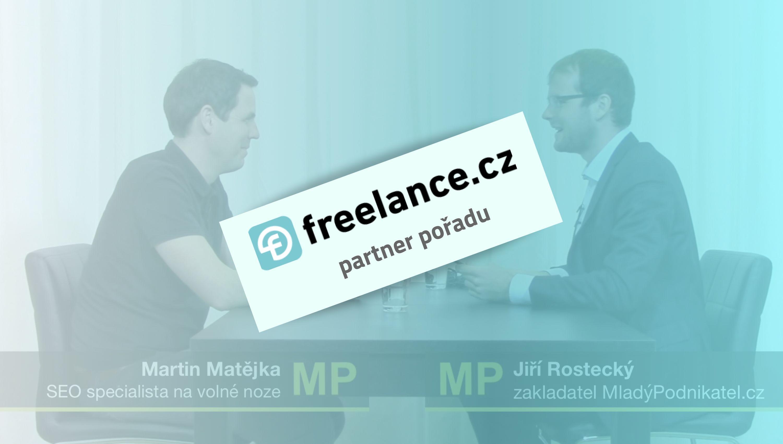 Rozhovor s freelancerem Martinem Matějkou