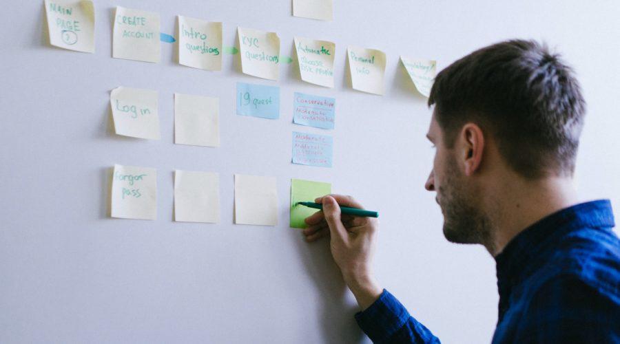 Jak vytvořit časový plán projektu pro sebe i pro klienta